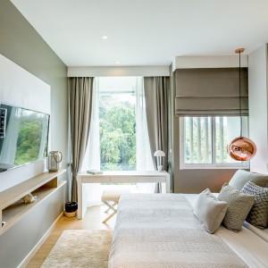 2- комнатные апартаменты (Type С) в Grand Breeze Park Condotel с видом на море