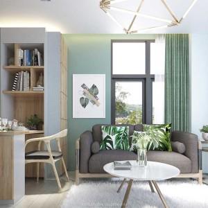 1 спальная квартира в Serene Condominium с видом на море