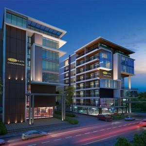 1 спальная квартира в VIP Kata 2 Condominium с видом на горы