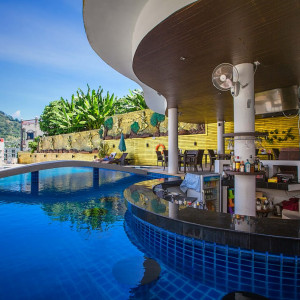 "1 bedroom ""Amada"" apartment for rent Patong Beach"