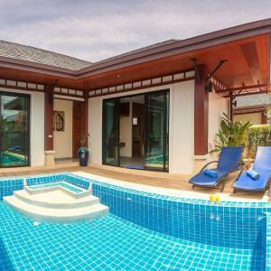 """Villa 2 bedrooms for rent """"VIP Rawai"""""""