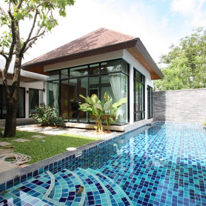 "3 bedrooms villa for rent in Rawai ""Demetra"""