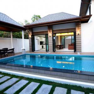 "3 bedrooms villa for rent ""Annis"" in Rawai"