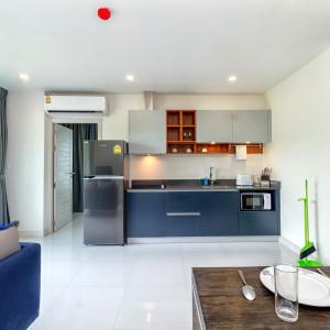 2 комнатная квартира на продажу «Паола» Karon beach