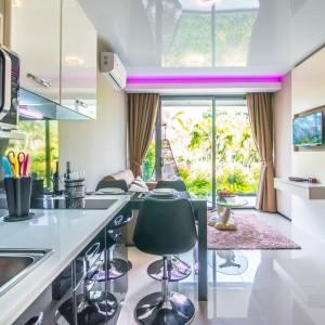"""Квартира 1 спальня в продаже """"Akanta"""" Nai Harn beach"""