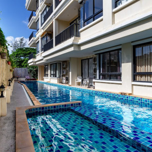 "1 bedroom apartment for sale ""Adora"" Nai Harn beach"
