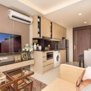 """Квартира 1 спальня в продаже """"Джоди"""" Surin beach."""