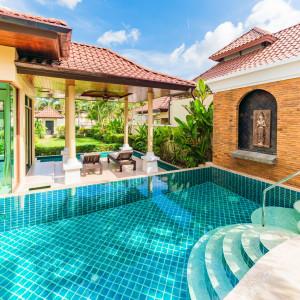 "4 bedroom villa for sale ""Nicoleta"" Bang Tao beach"