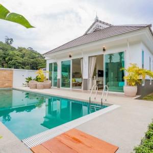 "3 bedrooms villa for sale ""Yumelia"" Kamala beach"