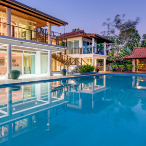 "5 bedrooms villa for sale ""Ellis"" Cape Yamu"