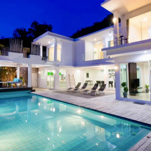 "4 bedrooms villa with swimming pool for rent ""Almira"", Kata beach"
