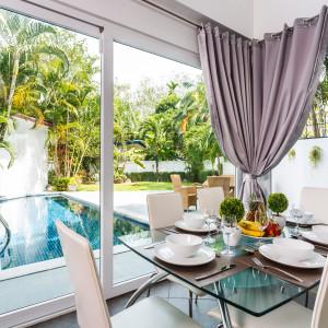 "4 bedrooms villa ""Liliya"" for sale, Nai Harn beach."