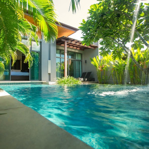 "2 bedrooms villa for sale ""Kamia"" in Nai Harn beach"