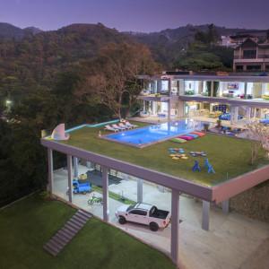 "5 bedrooms villa for sale ""Aelita"", Patong beach"