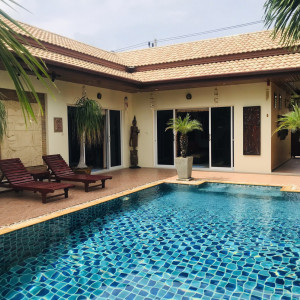 "2 bedrooms villa for sale ""Alba"" Nai Harn beach"