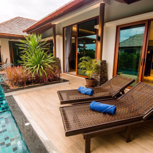 "3 bedrooms villa for sale ""Jacqueline"" in Rawai"