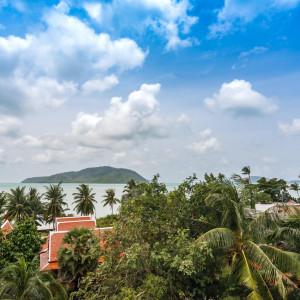 """4 bedrooms sea view villa """"Eva"""" for sale in Rawai"""
