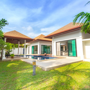 "3 bedrooms villa ""Afina"" for sale in Rawai"