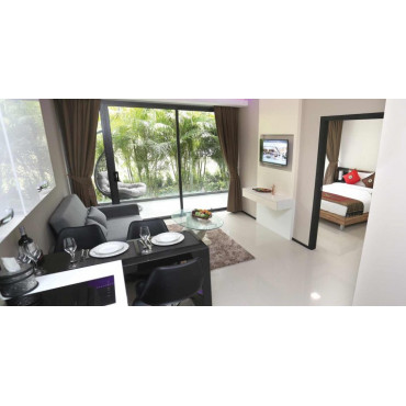 Инвестиционная квартира пляж Май Кхао