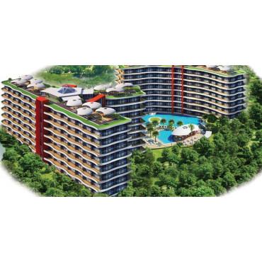 1 сп квартира в Май Кхао