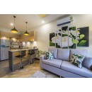Stylish mountain view apartment for sale