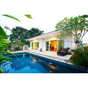 2 bedroom lovely home in Chalong