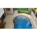 三臥室別墅設有游泳池