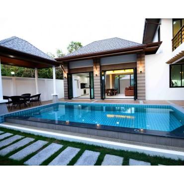 Cozy villa in Rawai for rent