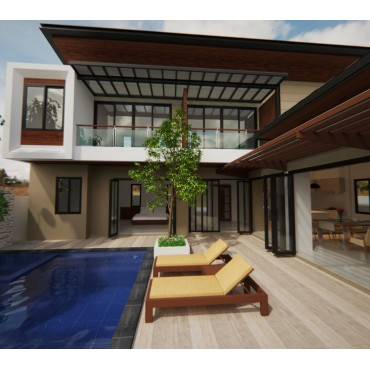 Brand new villa in Rawai for rent