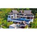 5 bdr sea view villa Surin