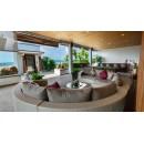 5 bdr sea view villa Surin