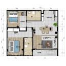 Новые стильные апартаменты в топовом проекте на острове Пхукет!