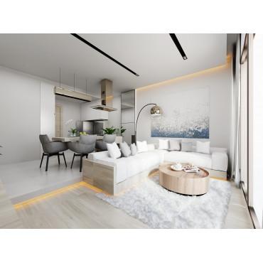Новые стильные апартаменты в топовом проекте острова Пхукет