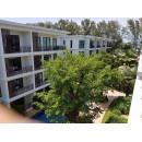 1 спальная квартира с видом на море Раваи