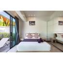 Новая 2 спальная стильная вилла в Най харн
