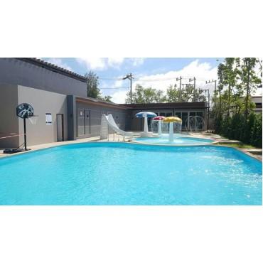 Стильная 2 сп вилла с бассейном в  Ко Кео