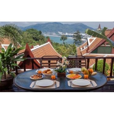 Huge sea view villa in Patong
