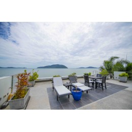 Beachloft villa 2 bedrooms for sale and rent, sea view Rawai